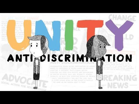 UNITY: Anti-discrimination Video