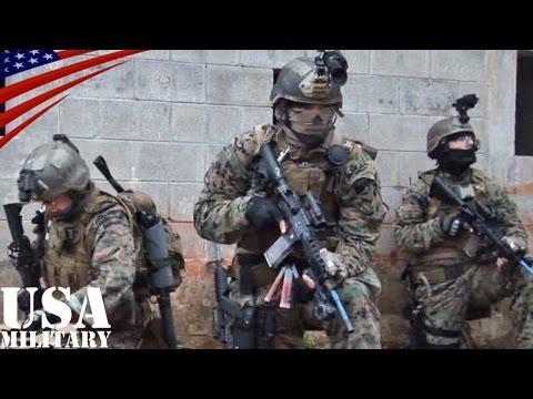 米海兵隊フォース・リーコンの日本(沖縄・静岡)での訓練 - US Marines Force Recon Training in Japan