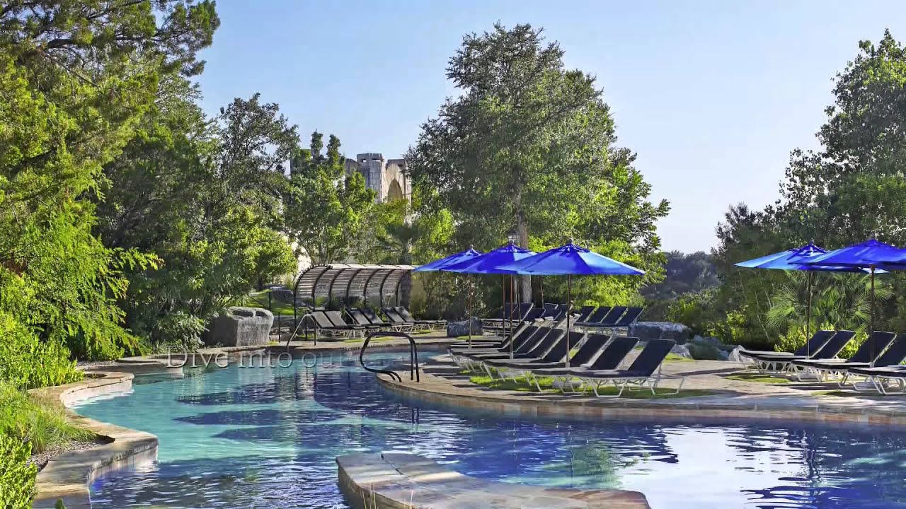 The Westin La Cantera Hill Country Resort Youtube