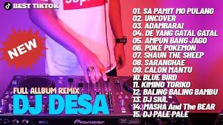 DJ DESA [ Full Album 2020 ] DJ TIK TOK REMIX TERBARU 2020 - VIRAL DJ Remix Slow Tiktok