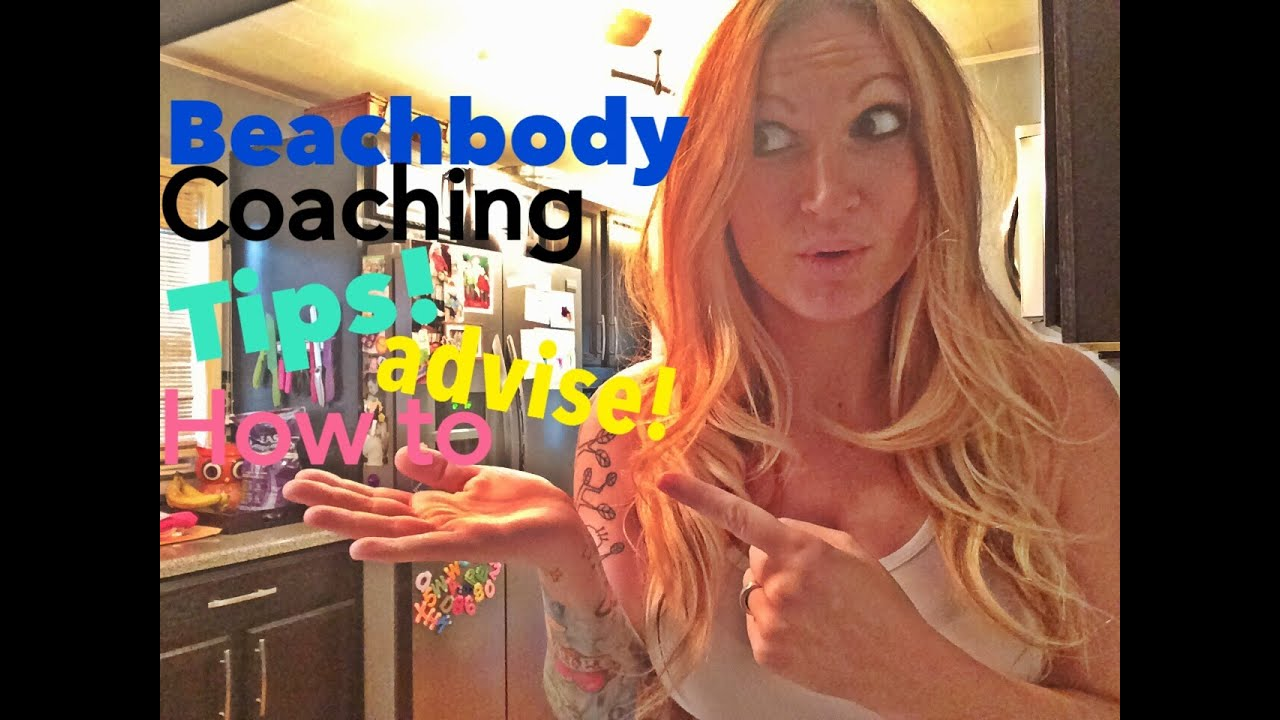 how to get a beachbody coach