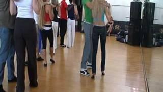 Mr Dragon & Maisa Montes - zouk revolution workshop(3) 31.08