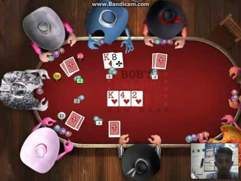 Governor of Poker2 (kurang beruntung ) |
