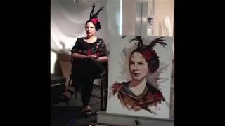 Alla Prima Oil Painting Demo by Tom De Vita