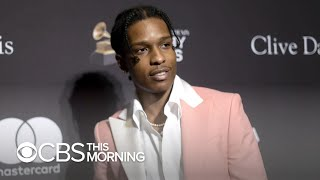 Trump working with Swedish authorities to get A$AP Rocky released