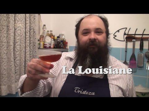 Bebendo no Edifício Tristeza • La Louisiane