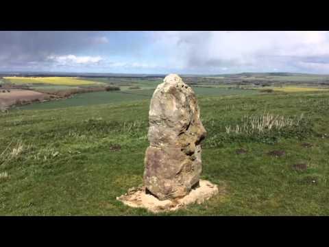 The Great Stones Way. Day 1: Swindon to Avebury.