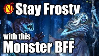 Stay Frosty with this Monster BFF D&D 5E (Sponsored)
