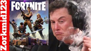 Elon Musk DESTROYS Fortnite and Myth!