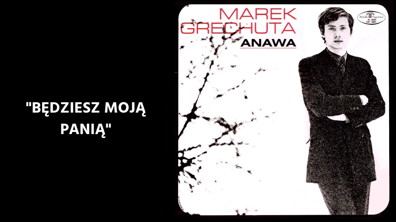 Marek Grechuta - Będziesz moją panią [Official Audio]