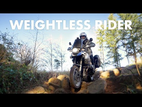 Learn the WEIGHTLESS RIDER TECHNIQUE - BALANCE - Our Most IMPORTANT Video