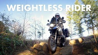 Learn the Weightless Rider Technique