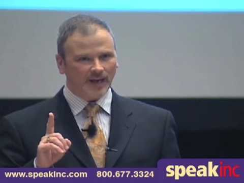 Keynote Speaker: Jeff Korhan - Presented by SPEAK Inc.