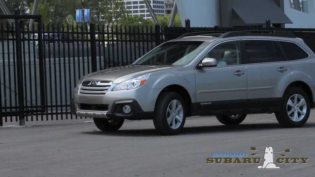 driven: 2014 subaru outback 3.6r limited - youtube