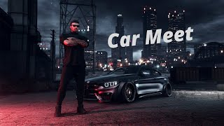 GTA 5 Online Car Meet PS4/PS5