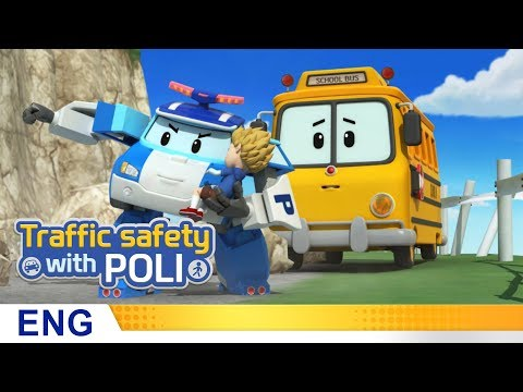 Trafficsafety with Poli | #24.Seatbelt Safety