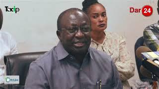 Waziri Mwakyembe amaliza utata uchaguzi Yanga