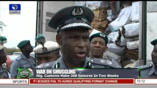 Governor Fayose Promises To Sue DSS Over Detained Ekiti Lawmaker Pt. 2