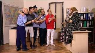 8 martie cu ghiocei pentru Baba Frosa de la Trăsniţii   Prima TV