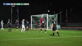 Charlotte Men's Soccer Highlights vs GA State