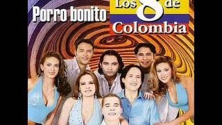 La quiero mas LOS OCHO DE COLOMBIA