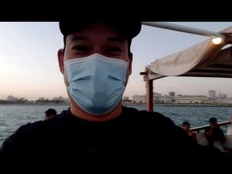 #10 Relax Time, Dhow Boat in Doha...