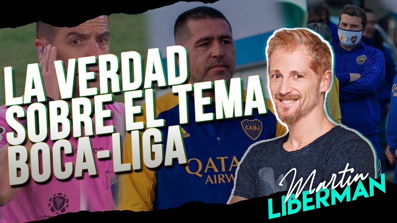 Mi opinión sobre el pedido de Boca y la oposición de los otros clubes   Editorial Martín Liberman
