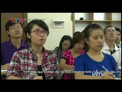 Human of VCREME: GS  Lê Văn Cường trả lời phỏng vấn VTV 4