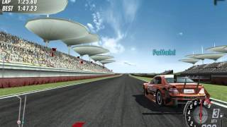 Shanghai - DTM Race Driver 3 PC Gameplay - Online Racing