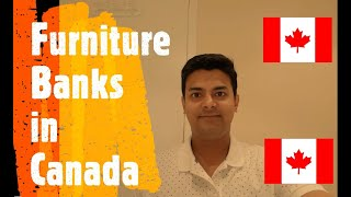 Furniture Banks In Canada