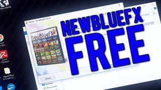 How to get NewBlueFX Plugin for Free in Sony Vegas Pro 11, 12, 13 or 14