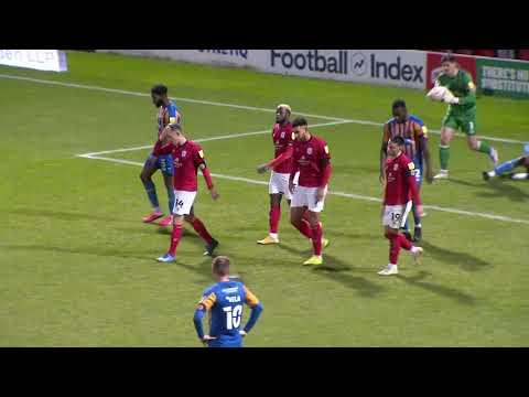 Crewe Shrewsbury Goals And Highlights