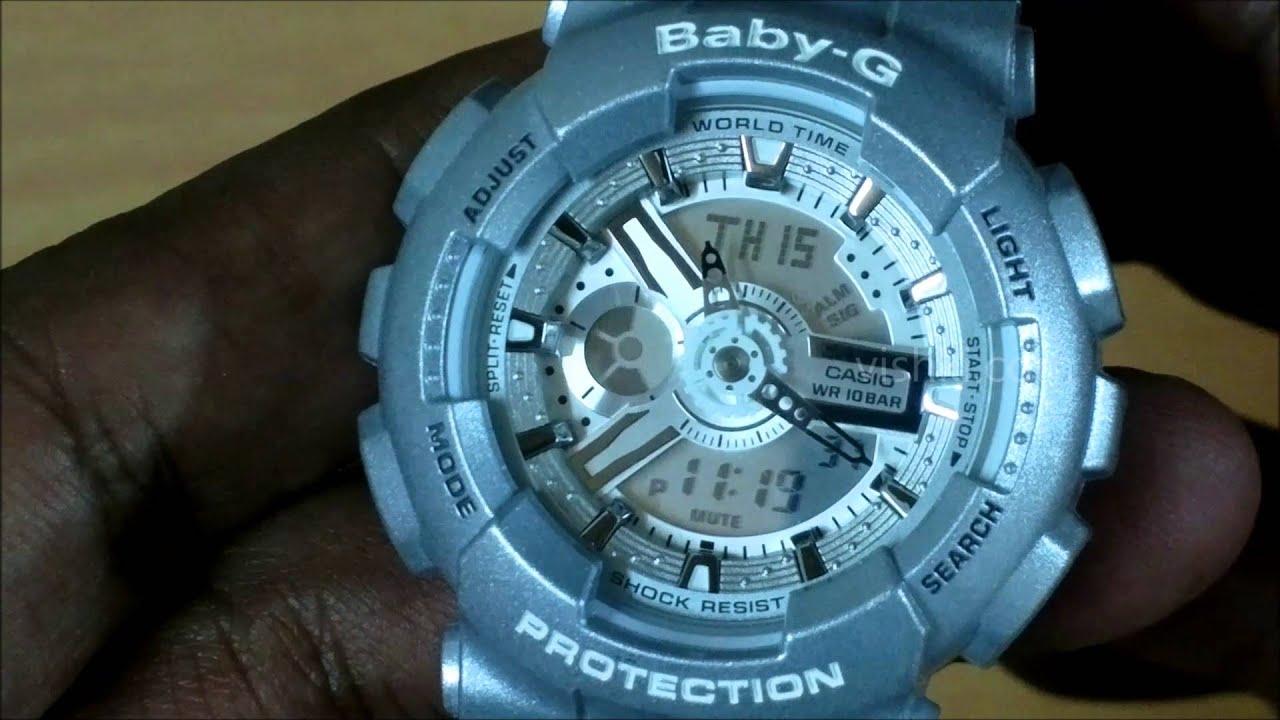7e1384d5ad9 Casio Baby-G