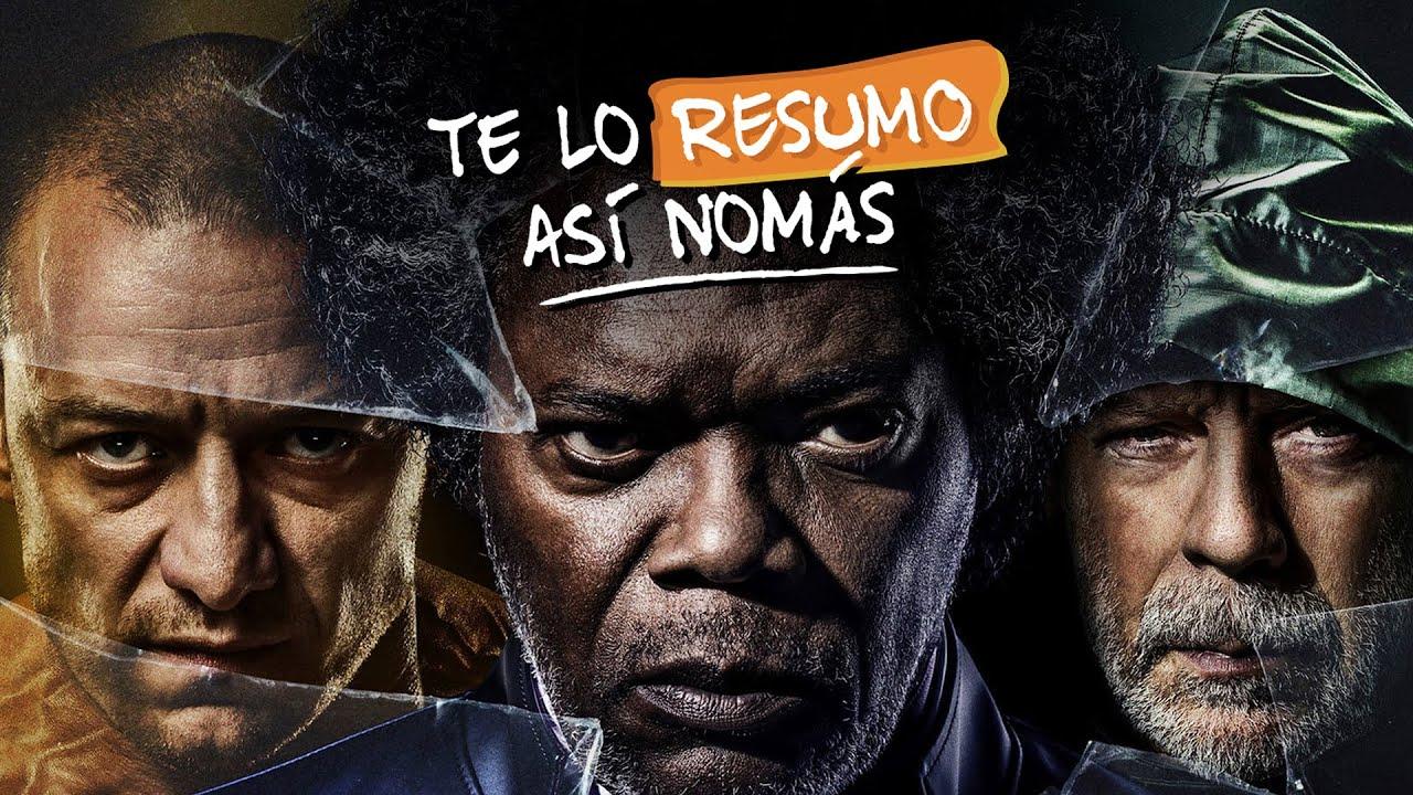La Trilogia De Glass | #TeLoResumo