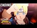 Akhir Kisah Boruto! - Naruto Shippuden Ultimate Ninja Storm 4: Road to Boruto (Indonesia) - Ending