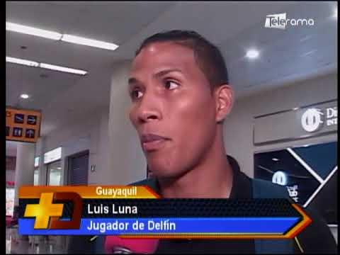 Arribó Delfín tras realizar pretemporada en Uruguay