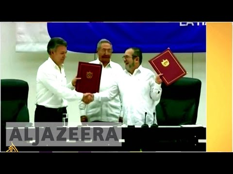 Inside Story - Is the civil war finally over in Colombia?