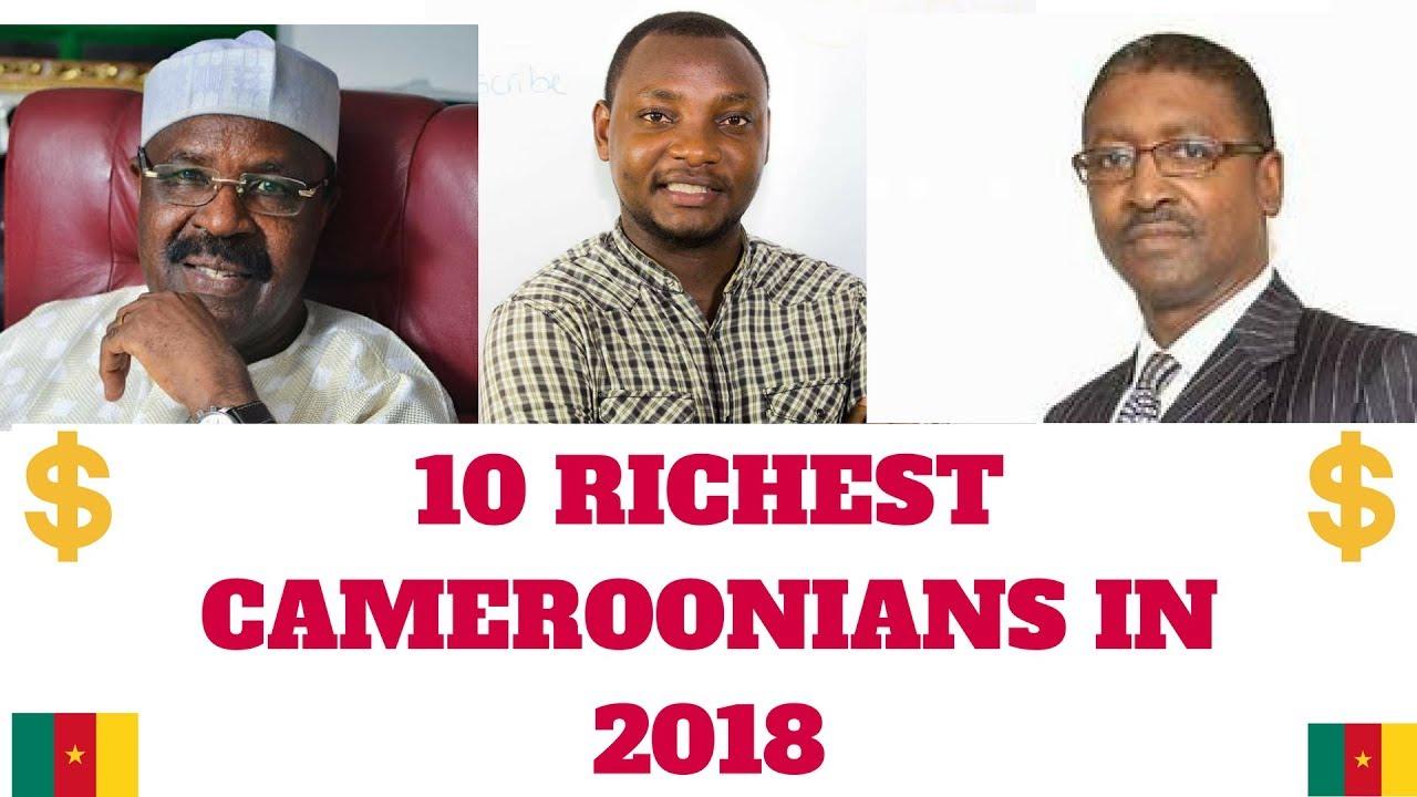 Top 10 RICHEST CAMEROONIANS IN 2019 - LES HOMMES LES PLUS RICHES DU CAMEROUN