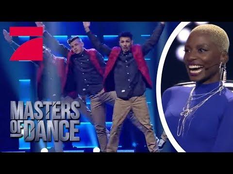 Star Wars Crew: Kommen Sie mit Hip-Hop weiter?    Audition  Masters of Dance  ProSieben