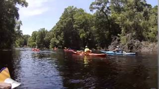 Catawba Cruisers Annual Memorial Weekend Paddle on the Lumber River