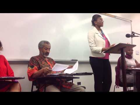 The African Diaspora Re-engaging w/ Africa-The Left Forum