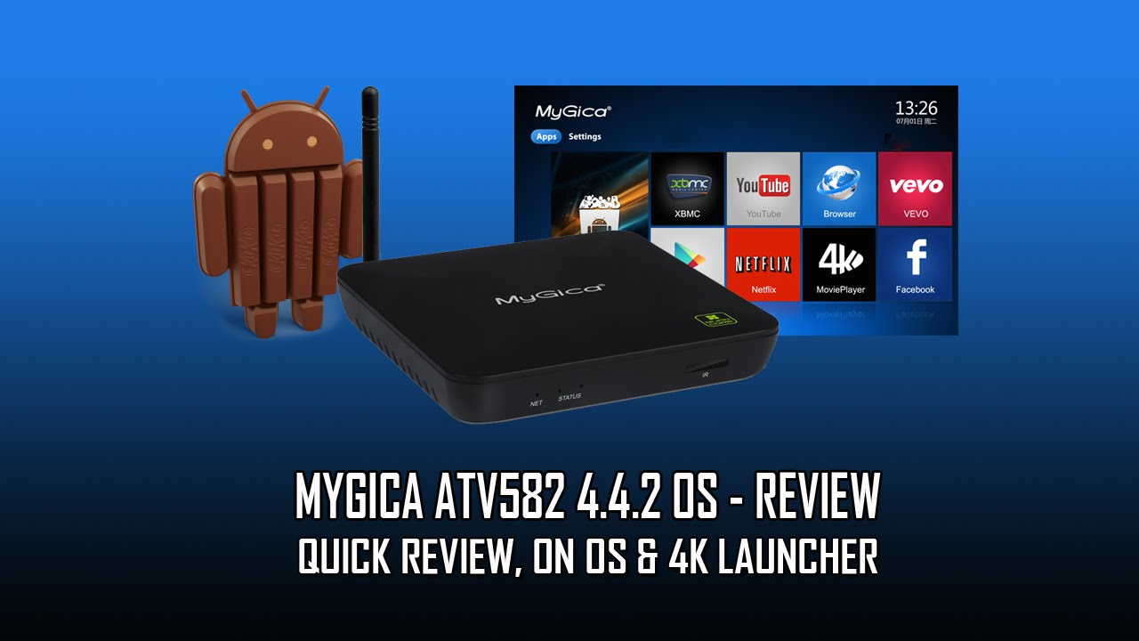 Launcher for android tv box 4 4 2 | Download and Install the