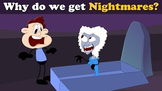 Why do we get Nightmares? | #aumsum #kids #science #education #children