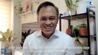 GLOBALink | ASEAN experts say U.S. military existence via AUKUS threatening regional peace