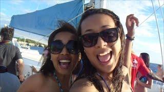 CATAMARAN CRUISE! | NEGRIL JAMAICA