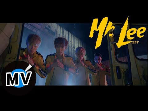BBT - Mr. Lee(官方版MV)