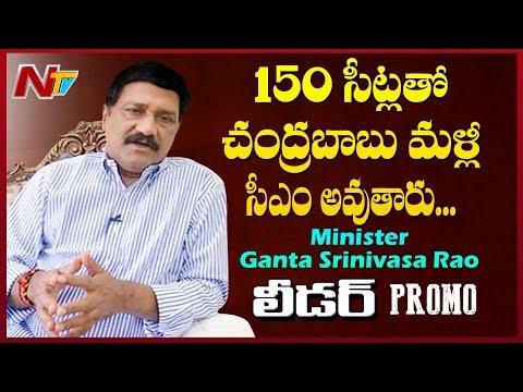Minister Ganta Srinivasa