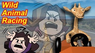 Wild Animal Racing - Game Grumps VS