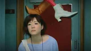 【日本廣告】上野樹里回家進門,先遇到飛鞋攻擊,再跨過海膽通道,解除...
