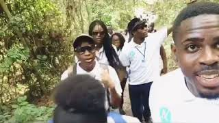 TRIP TO KAKUM PARK - YALI Ghana